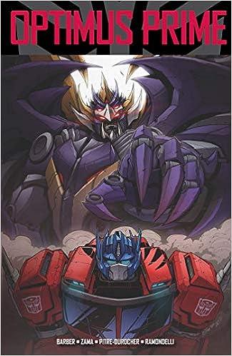 amazon transformers optimus prime vol 4 john barber kei zama