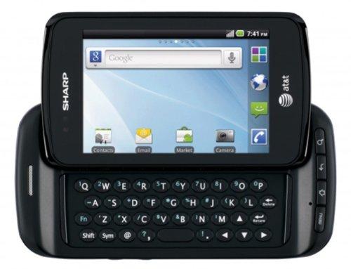 amazon com sharp fx plus black at t cell phones accessories rh amazon com AT&T Sharp FX Sharp FX Software