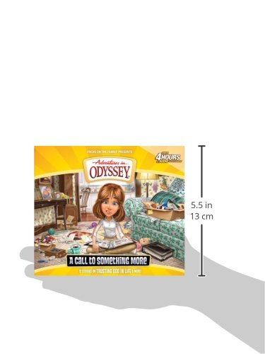 A Call to Something More (Adventures in Odyssey)