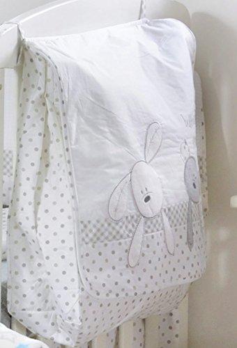 Conejo y amigos bolsa de pañales