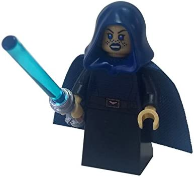 *NEW* Lego Minifig Star Wars BARRISS OFFEE with Light Saber