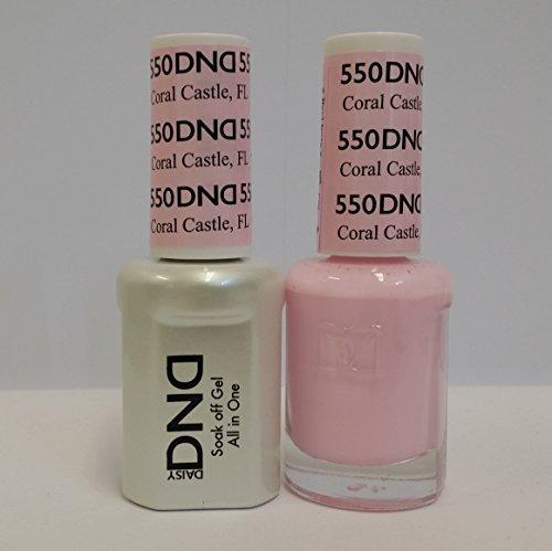 DND Daisy Duo Soak off Gel and Matching Nail Polish - 2016 C