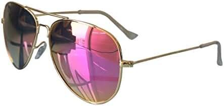 ASLNsong Aviator Sunglasses Polarized for Men Women with Sun Glasses Case MJ105
