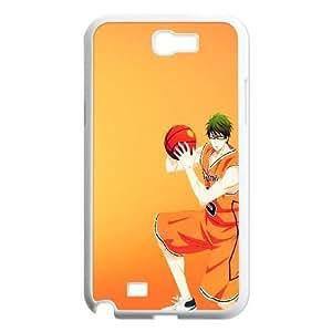 samsung n2 7100 phone case White kuroko no basuke CHR4569275