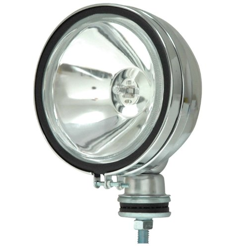 AnzoUSA 821001 6″ Round Off Road H3 Halogen Fog Light