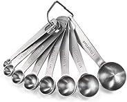 Measuring Spoons: U-Taste 18/8 Stainless Steel Measuring Spoons Set of