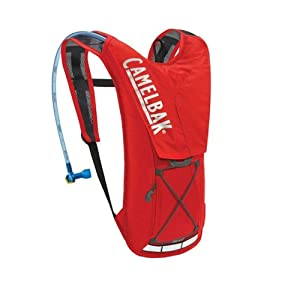 Camelbak Products Classic Road Hydration Backpack, Racing Red, 70-Ounce