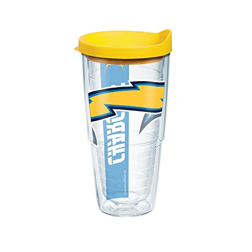 San Diego Chargers Travel Tumbler - 2