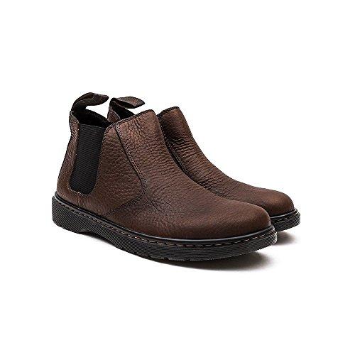 Dr. Martens in Übergrößen - Boots CONRAD - dark brown Dark Brown