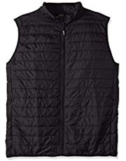 Ashe City Men's ACTY-CE702-Prevail Packable Puffer Vest