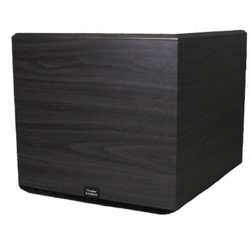 Firing Down Subwoofer Active (Theater Solutions SUB15D Down Firing Powered Subwoofer (Black))