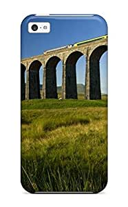 ZZsWsDm8923xnFlt Tpu Case Skin Protector For Iphone 5c Ribblehead Viaduct With Nice Appearance