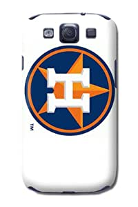 DIY Houston Astros New Hard Cell Phone Cover Case Fit For Samsung Galaxy S3 i9300 i9308 i9305
