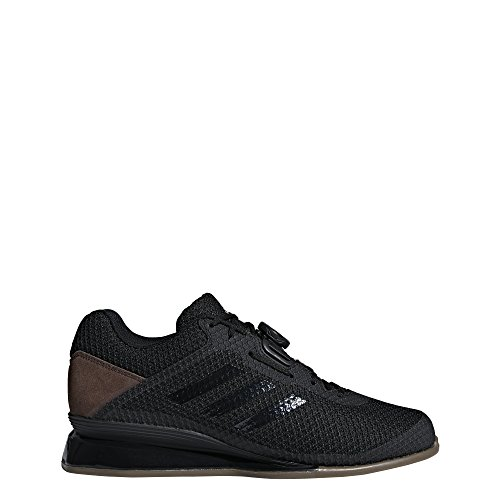 adidas Men's Leistung.16 II Cross Trainer, Black/Carbon, 4.5 M US