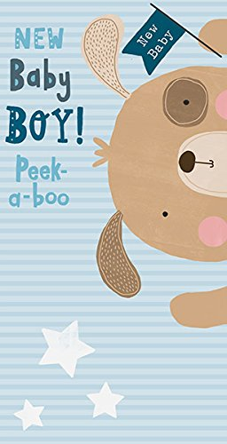 Amazon new baby born boy birth congratulations greeting card new baby born boy birth congratulations greeting card m4hsunfo