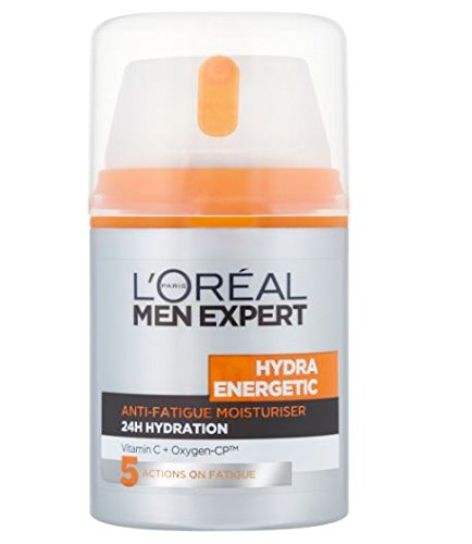 l 39 oreal men expert hydra energetic daily anti fatigue moisturizing lotion 1 6 ounce buy. Black Bedroom Furniture Sets. Home Design Ideas