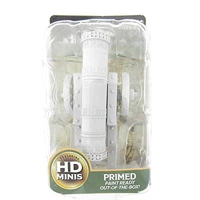 WizKids Deep Cuts Unpainted Miniatures: Wave 9: Large Cannon: Toys & Games
