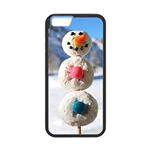 Painted Snowman back phone Case cover iPhone 5c
