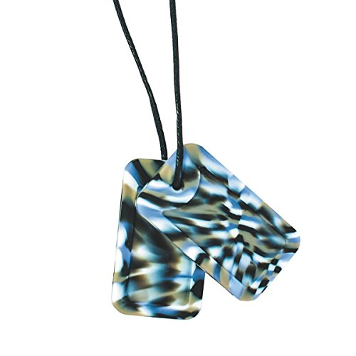 Dog Tags Necklace Sensory Anxiety product image