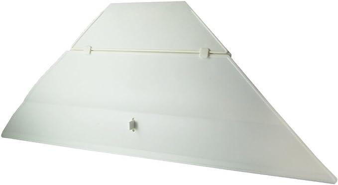 ClimAir CLK0033442K 3442C Front air Deflector Profi Transparent
