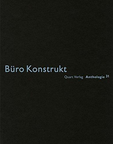 Büro Konstrukt: Anthologie 30 (German Edition)
