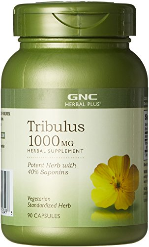 GNC Herbal Plus Tribulus 1000m...