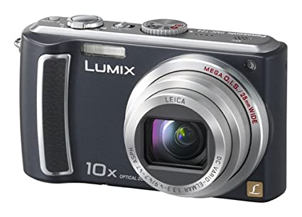 amazon com panasonic lumix dmc tz4k 8 1mp digital camera with 10x rh amazon com Panasonic Lumix DMC GX7 Panasonic Lumix G