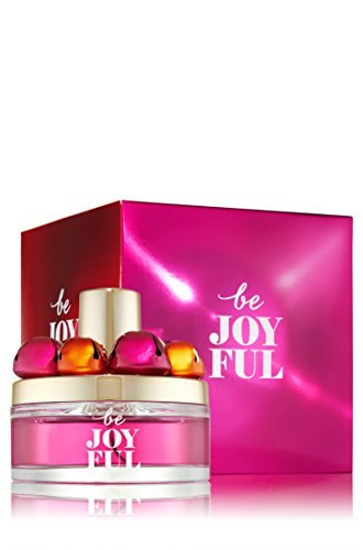 Be Joyful Eau de Parfum 2.5 oz Bath & Body Works Holiday - Bath Ounce 2.5