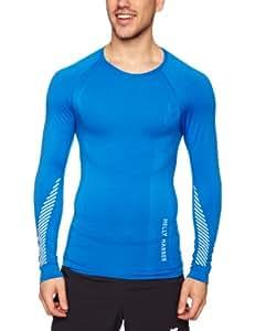 Helly Hansen Men's HH Dry Revolution Long Sleeve Top, Cobalt Blue, X-Large