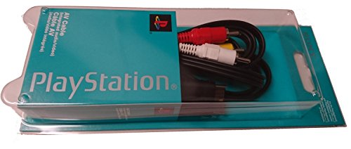AV Cable for Playstation, PS One, Playstation 2 & Playstation 3