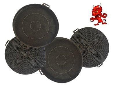 Mega spar set aktivkohlefilter filter kohlefilter für