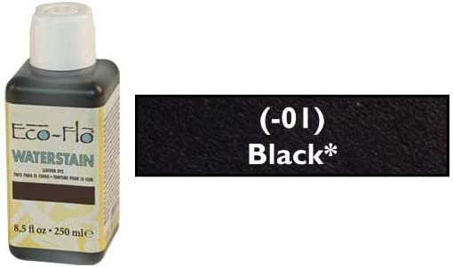 Eco-Flo - Tinte profesional, negro, 250 ml, color Tandy 2800 – 01
