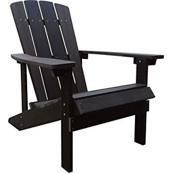 Bon Composite Adirondack Chair   Chocolate