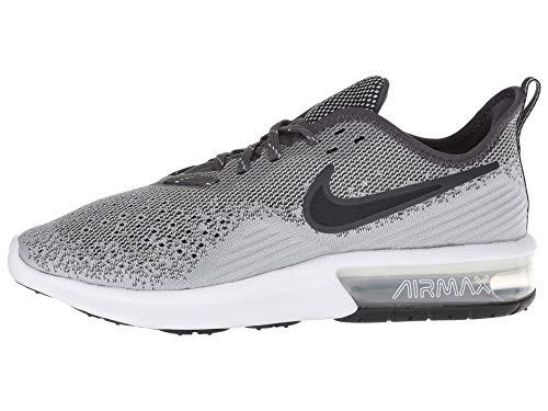 Wmns 4 Nike Chaussures Max 010 Anthracite Course Pour Noir Gris Sequent Femme Air Blanc De gris Loup drqXqIAx