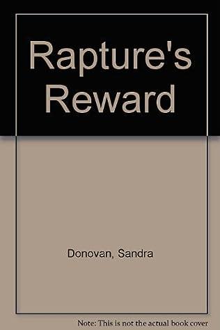 book cover of Rapture\'s Reward