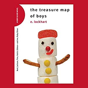 The Treasure Map of Boys Audiobook