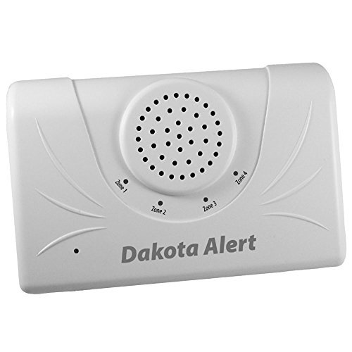 Dakota Alert 2500 Series Add-on Wireless 4 Tone Receiver Chime Alert with LED Review