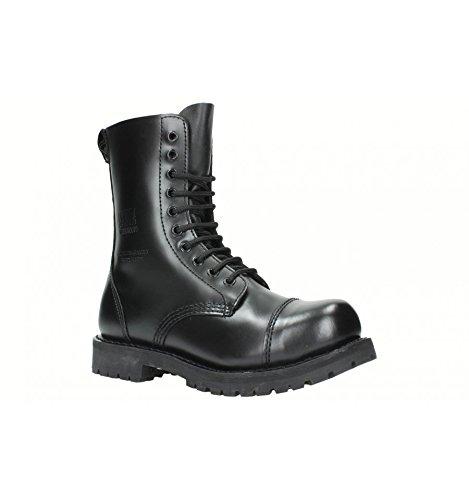 3a0966dc5c Botas Sendra Militares Negro Brillo 6478 - Negro, 43, 6478: Amazon ...