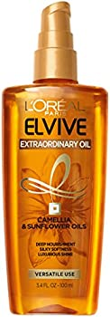 LOreal Paris Elvive Extraordinary Oil Deep Nourishing Treatment 3.4 Fl Oz