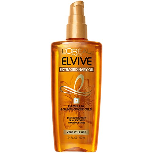L'Oréal Paris Elvive Extraordinary Oil Deep Nourishing Treatment, 3.4 fl. oz. (Packaging May Vary)