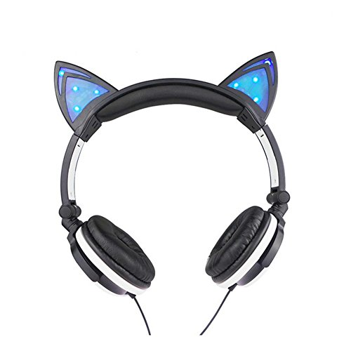 Cat-Ear-Headphones-with-LED-Glowing-Lights-for-PC-Computer-and-Mobile-Phone