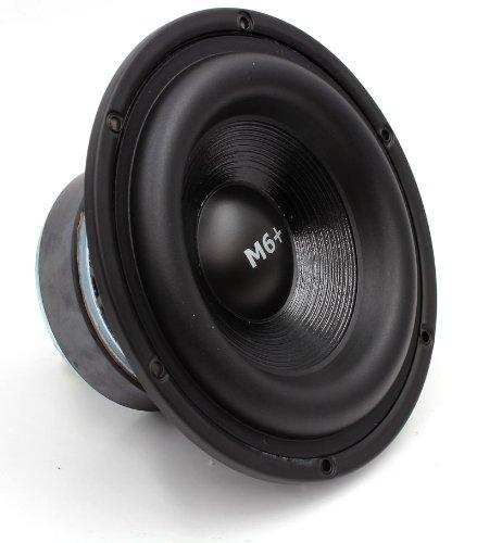 "M6+i SINGLE CDT AUDIO 6.5"" CAR SUBWOOFER SPEAKER"