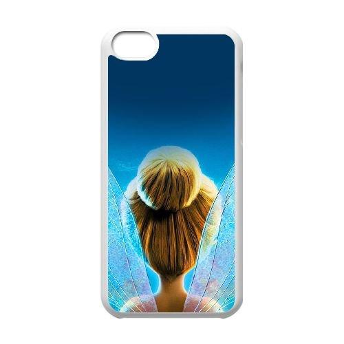 Periwinkle Disney 004 coque iPhone 5C Housse Blanc téléphone portable couverture de cas coque EEEXLKNBC19998