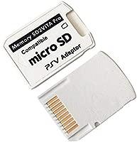fghdf Versión 5.0 SD2VITA Adaptador de Memoria para PS Vita ...