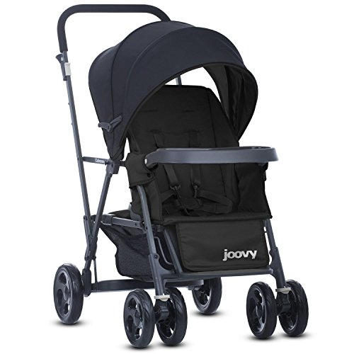 Joovy Caboose Graphite Stand On Tandem Stroller