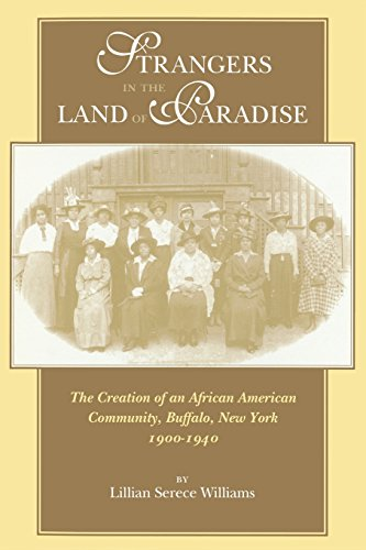 Strangers in the Land of Paradise: Creation of - Buffalo New York History