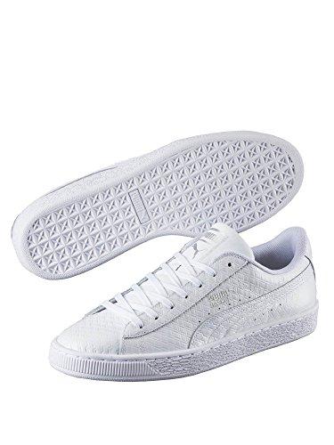 Puma , Herren Sneaker, weiß - Bianco - Größe: 38½
