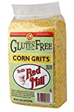 Bob's Red Mill Gluten Free Corn Grits / Polenta, 24-ounce (Pack of 4)