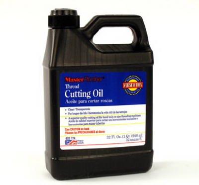 10 MP Quart Thread Cut Oil ()