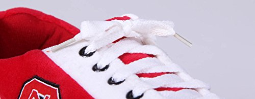 NCAA Wolfpack Slippers North State Happy All College Feet Around Carolina and Mens Womens qxZwI7S